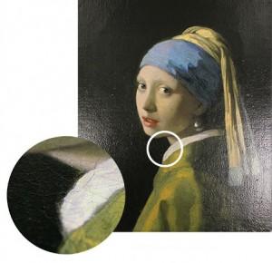 質感画像処理技術のプリント例