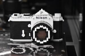 ナノブロック Nikon F