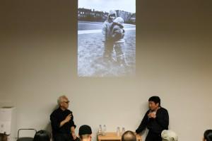 ハービー・山口さんと瀬戸正人さんのトークイベント