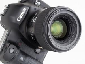 35mmをEOS 5D Mark IIIと組み合わせて使用