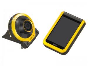 カメラと液晶モニターが分離する