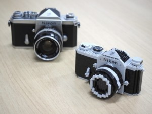 ND ナノブロック Nikon F
