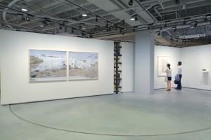 11月26日にリニューアルオープンする「IMA gallery」(石川直樹写真展「Makalu」より)