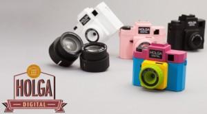 Holga初のデジタルカメラ