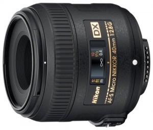 AF-S DX Micro NIKKOR 40mm f:2.8G