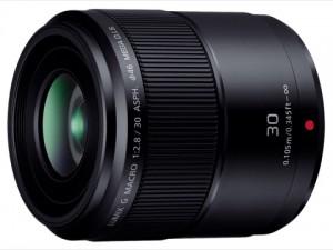 LUMIX G MACRO 30mm : F2.8 ASPH. : MEGA O.I.S.
