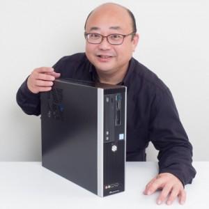 礒村浩一さんのPCプロデュース