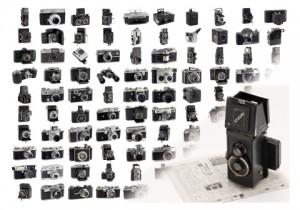 古今東西カメラ100台