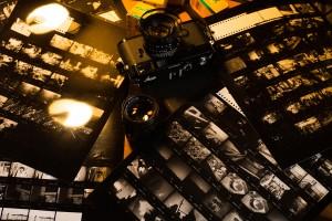 フィルムで撮る楽しみの一つがコンタクトプリント