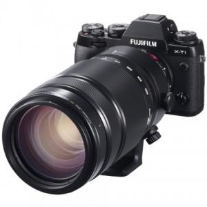 超望遠ズーム「XF100-400mm」